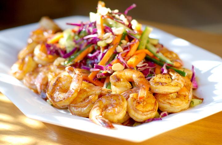 Thai shrimp salad 2