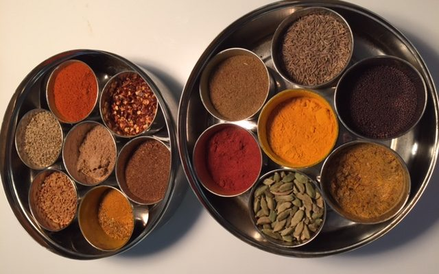 Indian Ingredients and Spices
