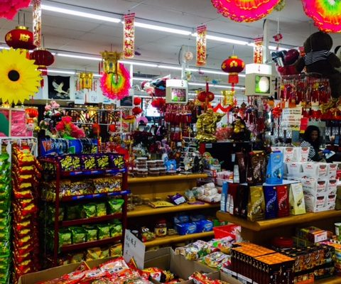 Asian Shopping in the Triangle